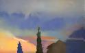 13048 - Φωτογραφίες από τη μεγάλη έκθεση Ρώσων καλλιτεχνών με θέμα το Άγιο Όρος - Φωτογραφία 25