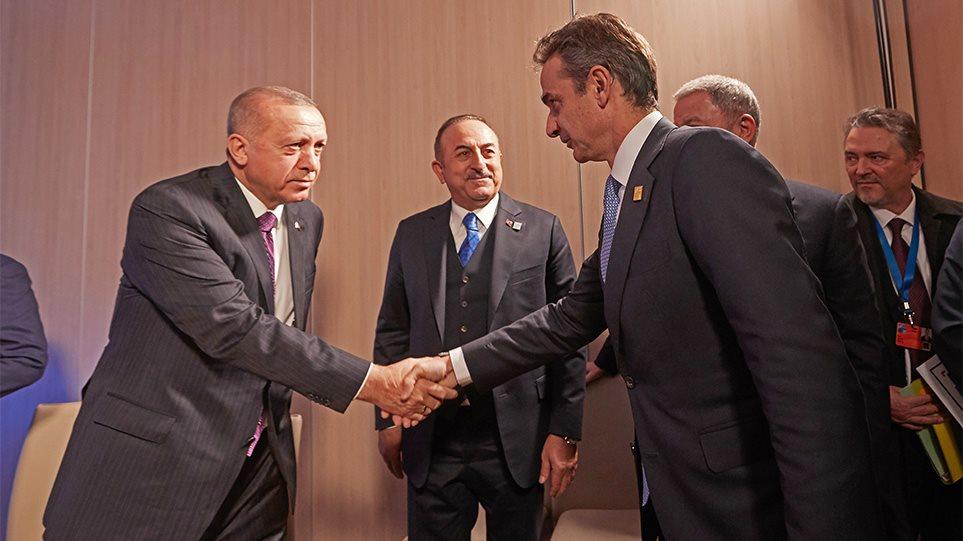 Ο Ερντογάν παραληρεί για την υφαλοκρηπίδα - Μητσοτάκης: Η σιγουριά μας προκαλεί νευρικότητα - Φωτογραφία 1