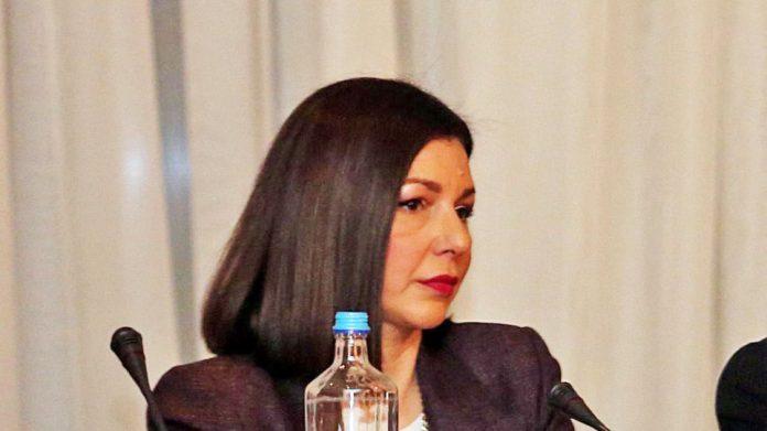 Αριστοτελία Πελώνη: Η δημοσιογράφος ορίζεται αναπληρώτρια κυβερνητική εκπρόσωπος - Φωτογραφία 1