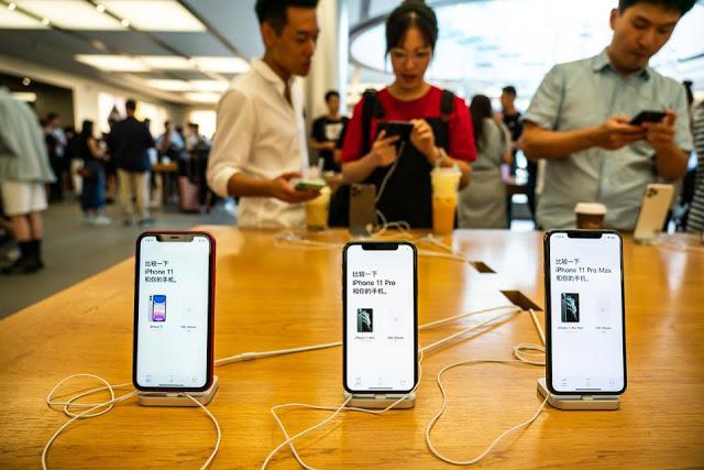 Το iPhone 11/11 Pro αντιπροσώπευσε τα 2/3 των πωλήσεων του iPhone στα τέλη του 2019 - Φωτογραφία 1