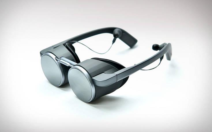 Η Panasonic στα πρώτα γυαλιά εικονικής πραγματικότητας που βλέπουν το μέλλον - Φωτογραφία 1