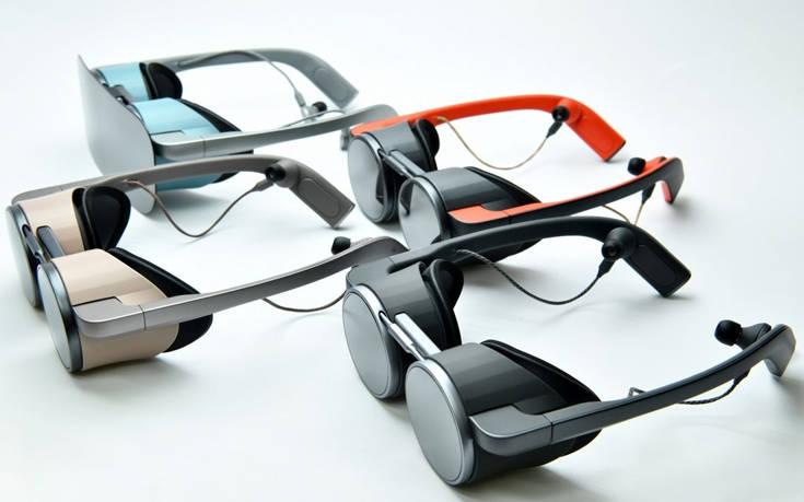 Η Panasonic στα πρώτα γυαλιά εικονικής πραγματικότητας που βλέπουν το μέλλον - Φωτογραφία 3