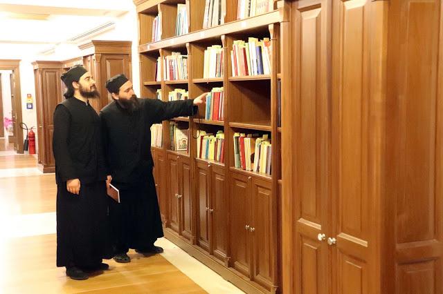 13076 - Η βιβλιοθήκη της Ιεράς Μονής Βατοπαιδίου (ιστορία - φωτογραφίες) - Φωτογραφία 10