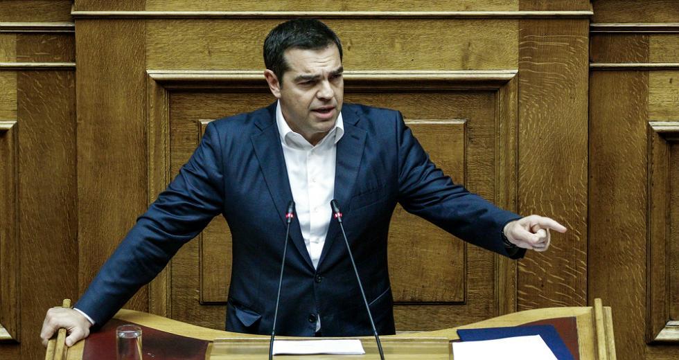 Την άνοιξη εκλογές; - Α.Τσίπρας: «Αλλάζετε τον εκλογικό νόμο ώστε να πάτε σύντομα σε μια εκλογική αναμέτρηση» - Φωτογραφία 1