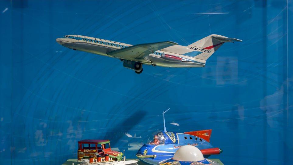 «Του κόσμου τα παιχνίδια» στο αεροδρόμιο Ελευθέριος Βενιζέλος - Φωτογραφία 1