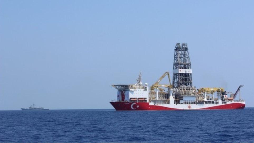 Kύπρος: Θέμα ωρών να αρχίσει η παράνομη γεώτρηση της Τουρκίας στο τεμάχιο «8» - Φωτογραφία 1
