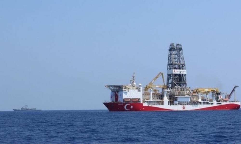 Kύπρος: Θέμα ωρών να αρχίσει η παράνομη γεώτρηση της Τουρκίας (video) - Φωτογραφία 1