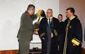 Τελετή Αναγόρευσης του Δόκτορος Ιωσήφ Σηφάκη σε Επίτιμο Διδάκτορα της ΣΣΕ - Φωτογραφία 4