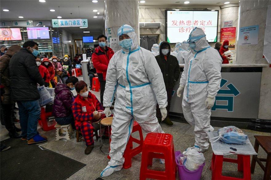 Κοροναϊός: Σε «απομόνωση» η Κίνα - Φεύγουν άρον-άρον ξένοι υπήκοοι - Φωτογραφία 2
