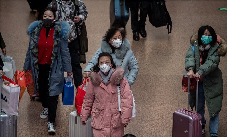 Κοροναϊός: Σε «απομόνωση» η Κίνα - Φεύγουν άρον-άρον ξένοι υπήκοοι - Φωτογραφία 7
