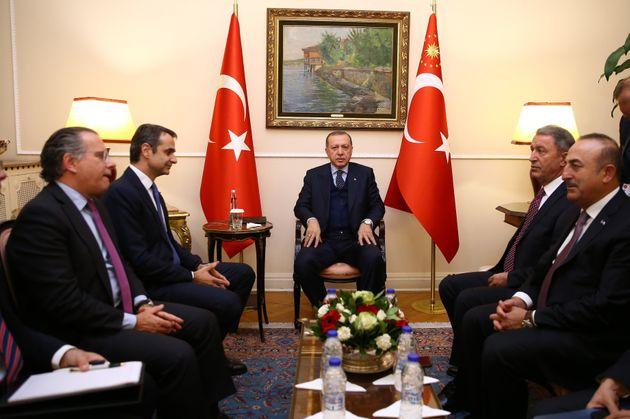 Το θέατρο των Eλλήνων πολιτικών με τους Τούρκους ~ Όλα συμφωνημένα ήδη - Φωτογραφία 2