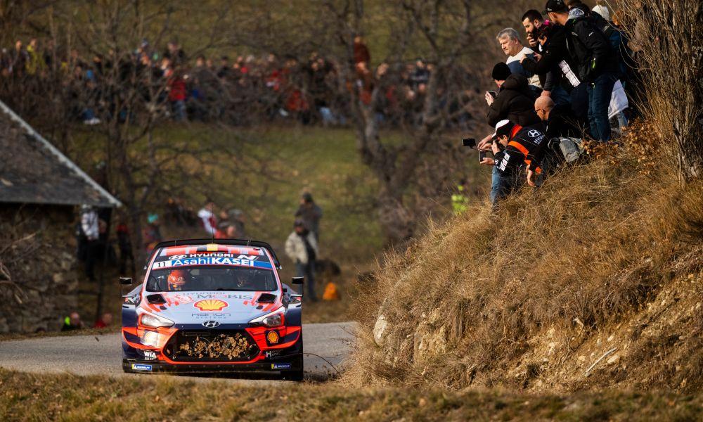 WRC,Μόντε Κάρλο: O Neuville επικράτησε των Yaris - Φωτογραφία 1