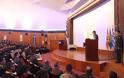 Ομιλία Αρχηγού ΓΕΣ Αντιστράτηγου Χαράλαμπου Λαλούση στη ΣΣΕ - Φωτογραφία 2