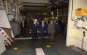 Επίσκεψη ΥΕΘΑ κ. Νικόλαου Παναγιωτόπουλου στο Ελικοπτεροφόρο «DIXMUDE» του Πολεμικού Ναυτικού της Γαλλίας - Φωτογραφία 4