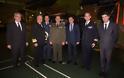 Επίσκεψη ΥΕΘΑ κ. Νικόλαου Παναγιωτόπουλου στο Ελικοπτεροφόρο «DIXMUDE» του Πολεμικού Ναυτικού της Γαλλίας - Φωτογραφία 9