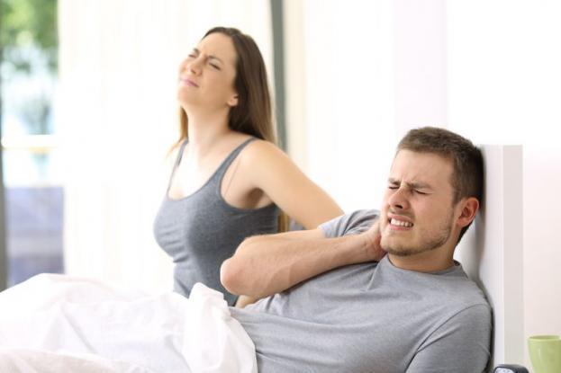 Σεξ και πόνος στην μέση: Ποια στάση είναι καλύτερη - Φωτογραφία 1