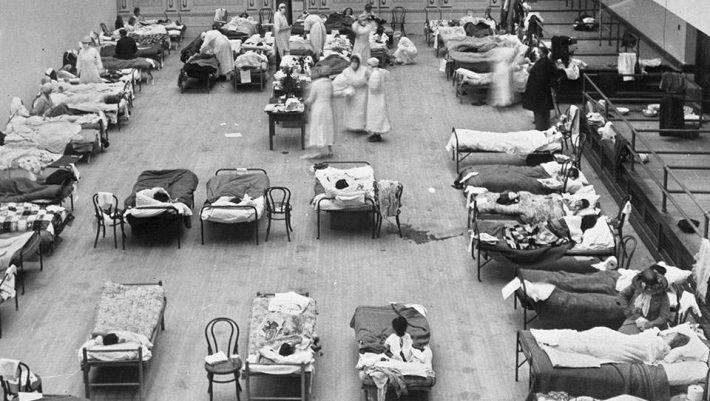 Η πανδημία που απείλησε με αφανισμό την Ελλάδα - Φωτογραφία 1