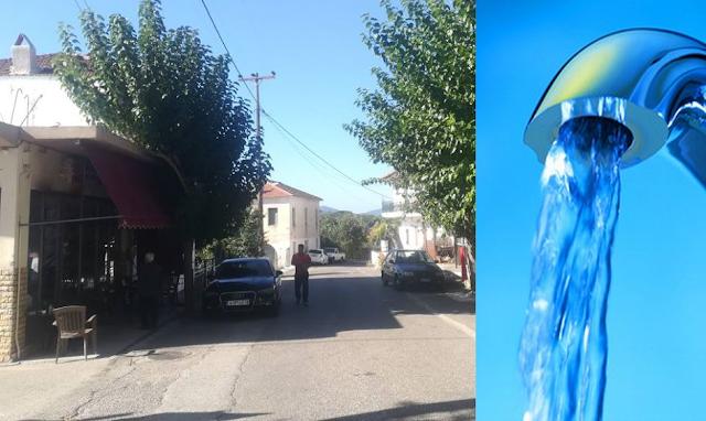 Αποκαταστάθηκε το πρόβλημα με το νερό στην ΠΑΠΑΔΑΤΟΥ Ξηρομέρου - Φωτογραφία 1