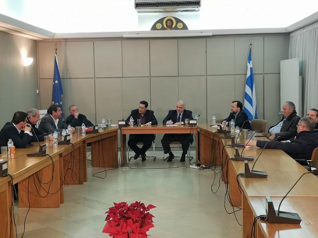 Ενημερώθηκε η Συντονιστική Επιτροπή των φορέων του Νομού Αιτωλοακαρνανίας, με τις νεώτερες εξελίξεις της εκτροπής του Αχελώου. - Φωτογραφία 2