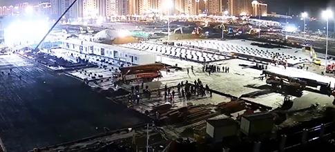 Νοσοκομείο 1.000 κλινών σε 48 ώρες στη Wuhan! - Φωτογραφία 4