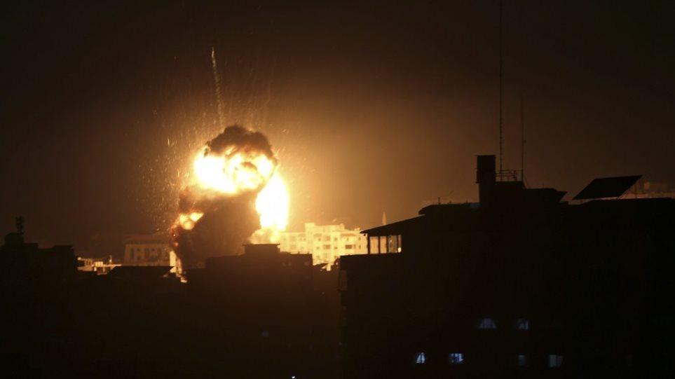 Λωρίδα της Γάζας: Ρουκέτα κατά των Ισραηλινών - Απάντηση στα σχέδια Τραμπ-Νετανιάχου - Φωτογραφία 1