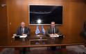 Υπογραφή μνημονίου συνεργασίας μεταξύ του Υπουργείου Εθνικής Άμυνας και του Μη Κυβερνητικού Οργανισμού «Το Χαμόγελο του Παιδιού»