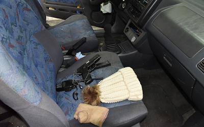 Στην ένοπλη ληστεία της Ερυμάνθειας ο «τοξοβόλος του Συντάγματος» -Τι βρέθηκε στην κατοχή των συλληφθέντων - Φωτογραφία 6