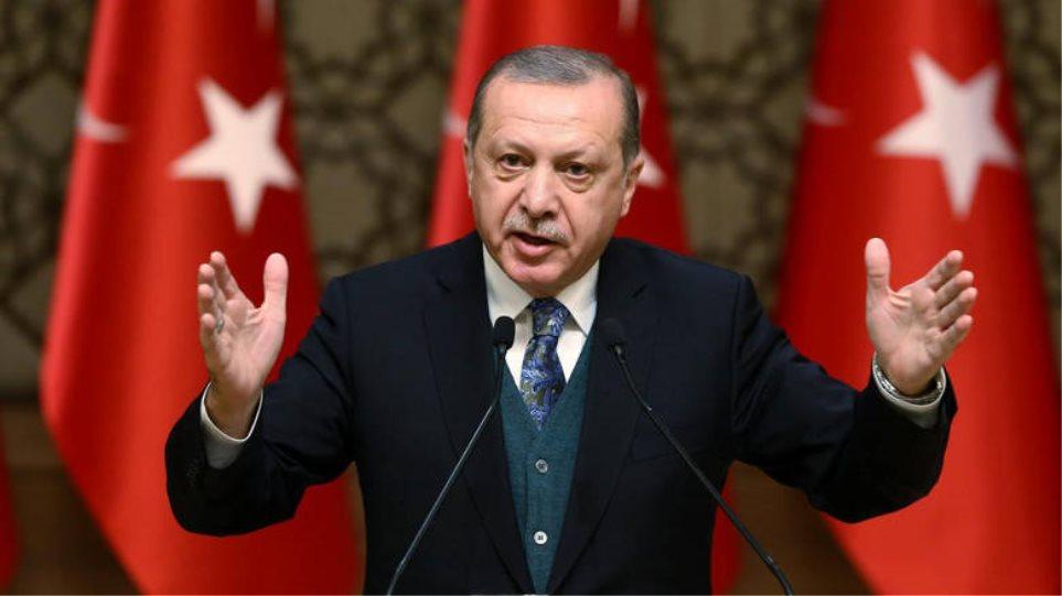 Ερντογάν: Οι αραβικές χώρες που στηρίζουν το σχέδιο Τραμπ για το Μεσανατολικό διαπράττουν προδοσία - Φωτογραφία 1