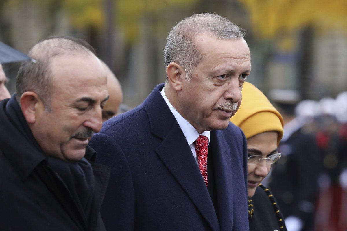 Ερντογάν: Δεν είχαμε ένταση στα Ίμια, αφού δεν πήγαν οι Έλληνες, δεν πήγαμε ούτε εμείς - Ελληνοτουρκικά - Φωτογραφία 1