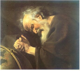 Ο Ηράκλειτος για τους νεκρούς, τους κοιμισμένους, τους κοινούς θνητούς και τους φιλοσόφους. - Φωτογραφία 1