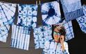ΚΑΤΑΣΚΕΥΕΣ - Shibori: Βάψτε τα υφάσματά σας με αυτή την DIY τεχνική από την Ιαπωνία