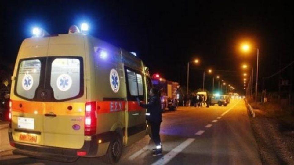 Λεωφόρος Σχιστού: Τροχαίο δυστύχημα με έναν νεκρό και δύο τραυματίες - Φωτογραφία 1
