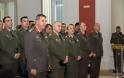 Αποφοίτηση 1ης Εκπαιδευτικής Σειράς από τη Σχολή Πολέμου Στρατού Ξηράς