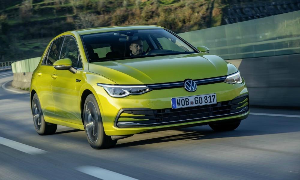 VW Golf - Φωτογραφία 1