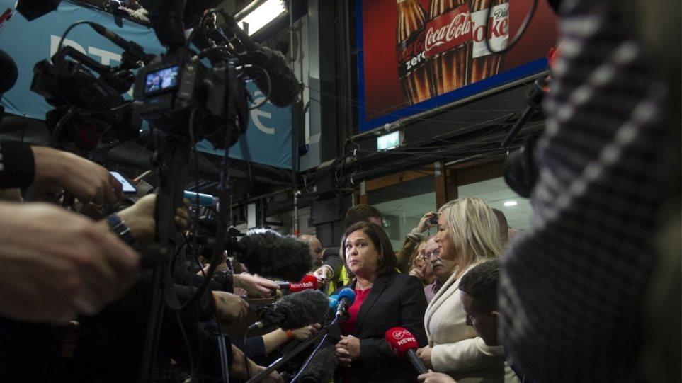 Εκλογές στην Ιρλανδία: Συμμετοχή στην επόμενη κυβέρνηση διεκδικεί το Σιν Φέιν - Φωτογραφία 1