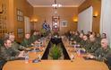 Επίσκεψη Αρχηγού ΓΕΣ στην έδρα του Γ΄ΣΣ - Φωτογραφία 3