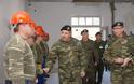 Επίσκεψη Αρχηγού ΓΕΣ στην έδρα του Γ΄ΣΣ - Φωτογραφία 5