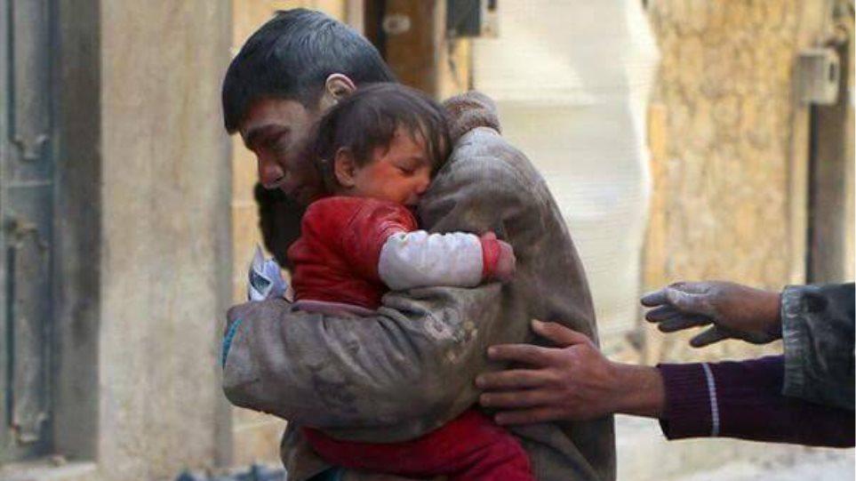 Συρία: Η μεγαλύτερη μετατόπιση πληθυσμών στον 9χρονο εμφύλιο έχει σημειωθεί στο Ιντλίμπ τις τελευταίες 10 εβδομάδες - Φωτογραφία 1