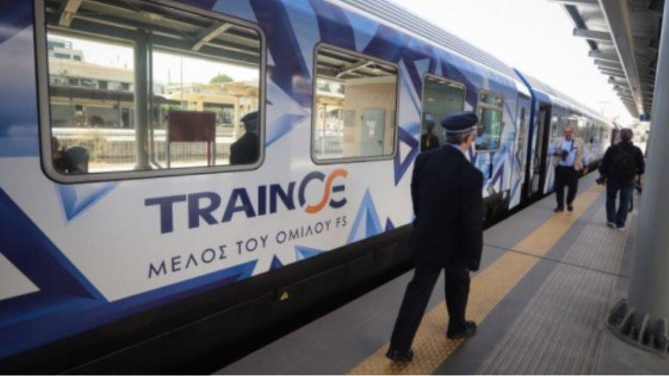 Επεισόδιο στο δρομολόγιο τρένου Αθήνα-Χαλκίδα: Επιβάτης επιτέθηκε και κτύπησε συνοδό - Φωτογραφία 1