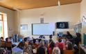 Αγαπάμε τα ζώα δημιουργούμε πολιτισμό - ενημέρωση και στο1ο Δημοτικό Σχολείο Αστακού - Φωτογραφία 3