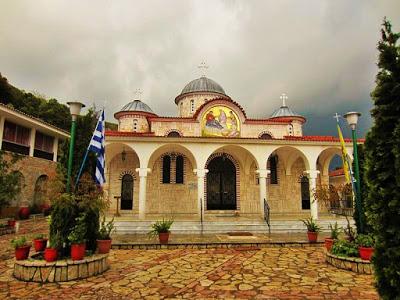 Ιερά Μονή Γενεσίου της Θεοτόκου Αντινίτσης, Λαμία - Φωτογραφία 1