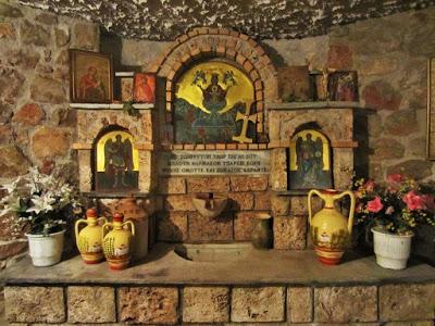 Ιερά Μονή Γενεσίου της Θεοτόκου Αντινίτσης, Λαμία - Φωτογραφία 11