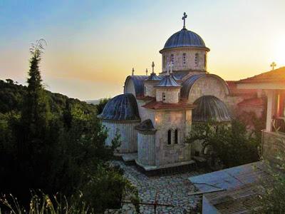 Ιερά Μονή Γενεσίου της Θεοτόκου Αντινίτσης, Λαμία - Φωτογραφία 3