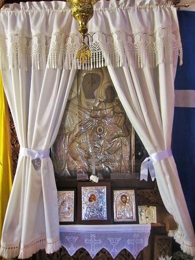 Ιερά Μονή Γενεσίου της Θεοτόκου Αντινίτσης, Λαμία - Φωτογραφία 5
