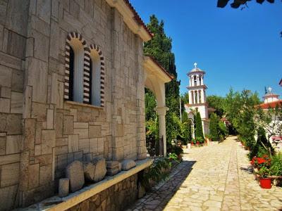 Ιερά Μονή Γενεσίου της Θεοτόκου Αντινίτσης, Λαμία - Φωτογραφία 8
