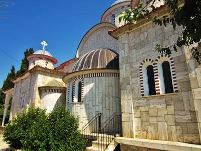 Ιερά Μονή Γενεσίου της Θεοτόκου Αντινίτσης, Λαμία - Φωτογραφία 9