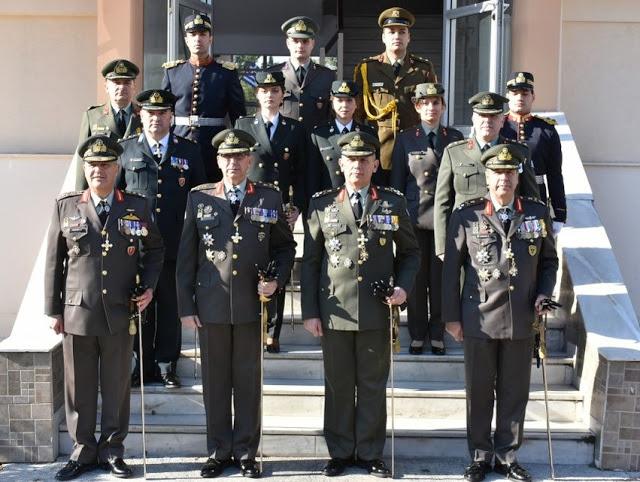 Ορκωμοσία Νέων Αξιωματικών ΣΣΑΣ - Φωτογραφία 1