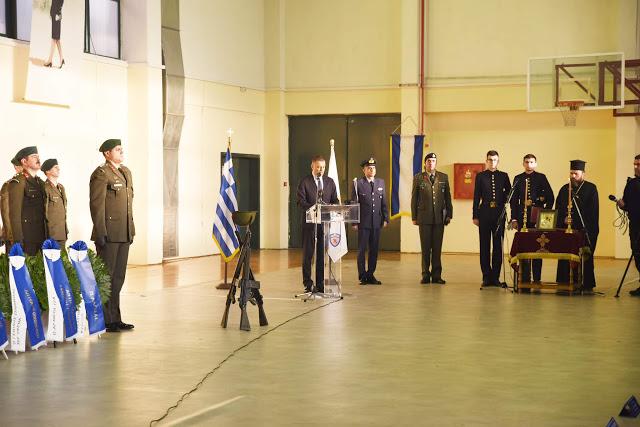 Τελετή Επαναπατρισμού Λειψάνων Έλληνα Αγωνιστή στην Κύπρο παρουσία ΥΦΕΘΑ Αλκιβιάδη Στεφανή - Φωτογραφία 3