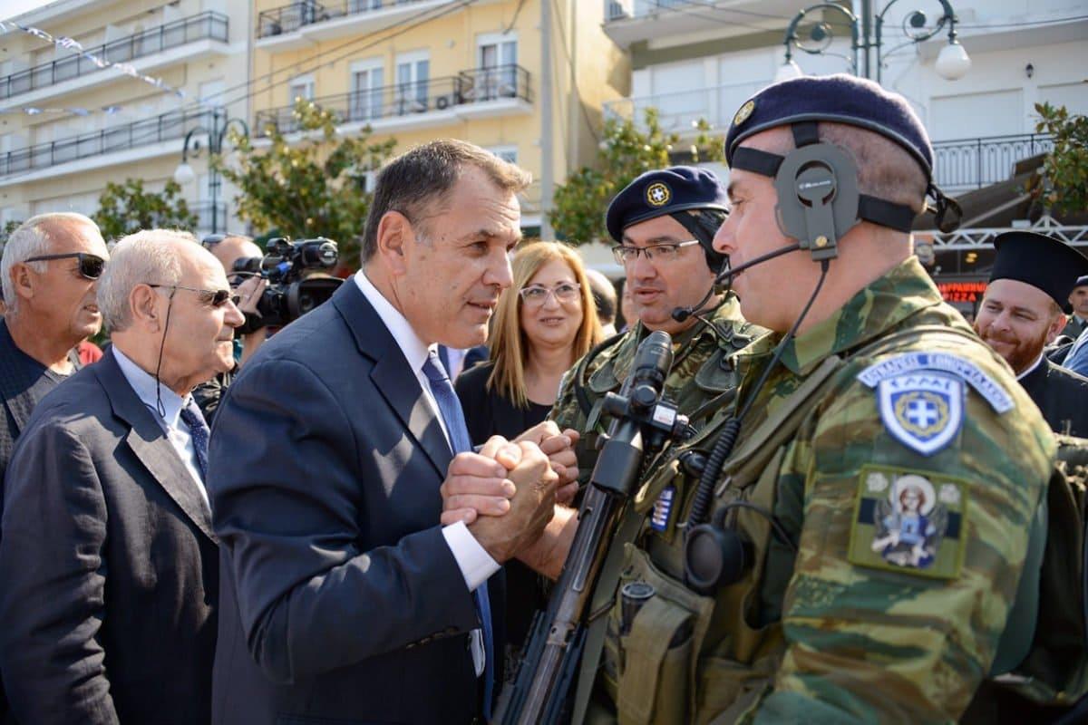 Μεγάλη απογοήτευση Στρατιωτικών από απάντηση Παναγιωτόπουλου σε αίτημά τους-Τι αφορά - Φωτογραφία 1