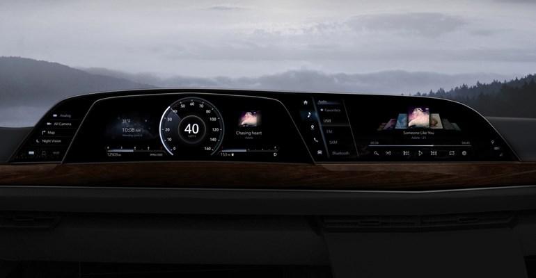 Η εκπληκτική οθόνη OLED σε αυτοκίνητα - Φωτογραφία 4